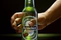 """Печатная реклама """"Halloween Hand""""  Агентство: JWT Rome  Рекламодатель: Heineken  Бренд: Heineken"""