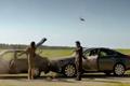 """Телереклама """"Самолет""""  Агентство: Ogilvy & Mather  Рекламодатель: Интач Страхование  Бренд: Интач Страхование"""