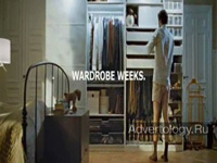 "Телереклама ""Wardrobe"", бренд: IKEA, агентство: Forsman & Bodenfors Ab"
