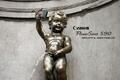 "Печатная реклама ""Statues 3""  Агентство: Giovanni+Draftfcb  Рекламодатель: Canon  Бренд: Canon Power Shot S90"