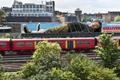 """Наружная реклама """"Railway""""  Агентство: tea  Бренд: Gulliver's Travels Movie"""