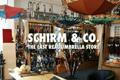 """Нестандартная реклама """"Rainvertising""""  Агентство: JWT  Рекламодатель: Schirm & Co. Umbrella Shop  Бренд: Schirm & Co. Umbrella Shop"""
