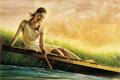 """Печатная реклама """"Fishing""""  Агентство: GREY Group  Бренд: Carex"""