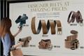 """Наружная реклама """"Belts""""  Агентство: Mccann Worldgroup Singapore  Рекламодатель: People For The Ethical Treatment Of Animals"""