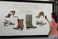 """Наружная реклама """"Shoes""""  Агентство: Mccann Worldgroup Singapore  Рекламодатель: People For The Ethical Treatment Of Animals"""
