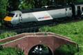 "Печатная реклама ""Bridge""  Агентство: CDP London  Рекламодатель: UK National Express Trains  Бренд: National Express"