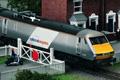 "Печатная реклама ""Crossing""  Агентство: CDP London  Рекламодатель: UK National Express Trains  Бренд: National Express"