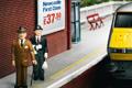 "Печатная реклама ""Gentleman""  Агентство: CDP London  Рекламодатель: UK National Express Trains  Бренд: National Express"