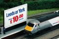 "Печатная реклама ""Station""  Агентство: CDP London  Рекламодатель: UK National Express Trains  Бренд: National Express"