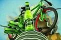 """Телереклама """"Прорыв""""  Агентство: Instinct  Рекламодатель: EFES Россия  Бренд: Green Beer"""