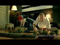 "Телереклама ""Все в дом"", бренд: IKEA, агентство: Instinct"