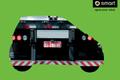 """Печатная реклама """"90 degress, 3""""  Агентство: Ponto de Criacao  Рекламодатель: Daimler AG  Бренд: Smart"""