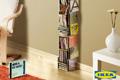 "Печатная реклама ""CD Rack""  Агентство: TBWA Istanbul  Рекламодатель: IKEA  Бренд: IKEA"