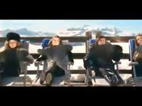 "Телереклама ""Winter""  Агентство: The Bank  Рекламодатель: SABMiller  Бренд: Peroni Nastro Azzurro"