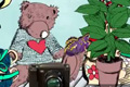 """Телереклама """"Свадебные подарки""""  Агентство: Instinct  Рекламодатель: Пронто-Москва  Бренд: Из рук в руки"""