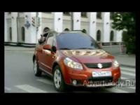 "Телереклама ""Носорог"", бренд: Suzuki, агентство: Instinct"