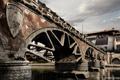 "Печатная реклама ""Bridge""  Агентство: Philipp & Keuntje  Рекламодатель: Audi  Бренд: Lamborghini"