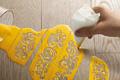 "Печатная реклама ""The art of cleaning, 1""  Агентство: Leo Burnett  Рекламодатель: Sopalin  Бренд: Sopalin"