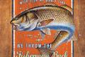 "Печатная реклама ""Fisherman""  Агентство: DeVito / Verdi  Рекламодатель: Legal Sea Foods  Бренд: Legal Sea Foods"