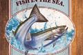 "Печатная реклама ""Plenty""  Агентство: DeVito / Verdi  Рекламодатель: Legal Sea Foods  Бренд: Legal Sea Foods"