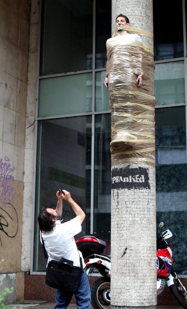"""Pranked"" Агентство: McCann Erickson Belgrade Рекламодатель: MTV Бренд: MTV"