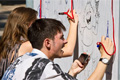 """Нестандартная реклама """"Все равно?!""""  Агентство: Young & Rubicam Moscow  Бренд: Проводите больше времени с детьми"""