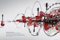 "Печатная реклама ""Guitar""  Агентство: kempertrautmann gmbh  Рекламодатель: Audi  Бренд: Audi"