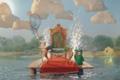 """Телереклама """"Рыбак живет в каждом""""  Агентство: Ogilvy Action  Рекламодатель: Пивоварня Москва-Эфес  Бренд: Белый Медведь"""