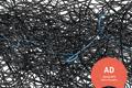 """Печатная реклама """"Pollock vs Ogilvy""""  Агентство: TWIGA  Рекламодатель: Karmany"""
