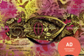 "Печатная реклама ""Klimt vs BBDO""  Агентство: TWIGA  Рекламодатель: Karmany"