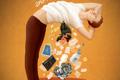 "Печатная реклама ""Мужчина""  Агентство: Восход  Рекламодатель: Йога-центр Арджуна"