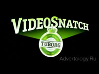 "Медиа-проект ""VideoSnatch"", бренд: Tuborg, агентство: Ogilvy & Mather Ukraine"