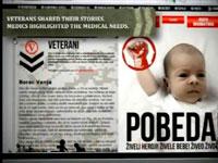 """Медиа-проект """"Battle for the Babies"""", агентство: Saatchi & Saatchi Belgrade"""