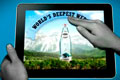"Медиа-проект ""The World`s Deepest Website""  Агентство: Ogilvy & Mather Ukraine  Бренд: Borjomi"