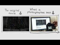 """Медиа-проект """"Что в темной комнате?"""", агентство: mfive creative group"""