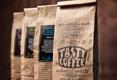 "Упаковка ""Tasty-Coffee""  Агентство: Muhina Design  Рекламодатель: Роастмастер"