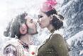 """Печатная реклама """"forest fairytale""""  Агентство: Not Perfect/Y&R Vilnius  Рекламодатель: coffee inn"""