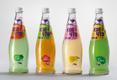 """Упаковка """"Кое-что""""  Агентство: Depot WPF Brand & Identity  Рекламодатель: Мегапак  Бренд: Лимонад """"Кое-что"""""""