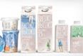 """Упаковка """"Высоко-высоко""""  Агентство: Depot WPF Brand & Identity  Рекламодатель: МИНСКОБЛПРОДУКТ  Бренд: Высоко-высоко"""