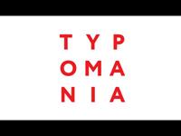 """Медиа-проект """"Typomania in cube"""""""