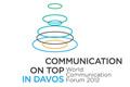 "Фирменный стиль ""Communication on Top""  Агентство: Depot WPF Brand & Identity"