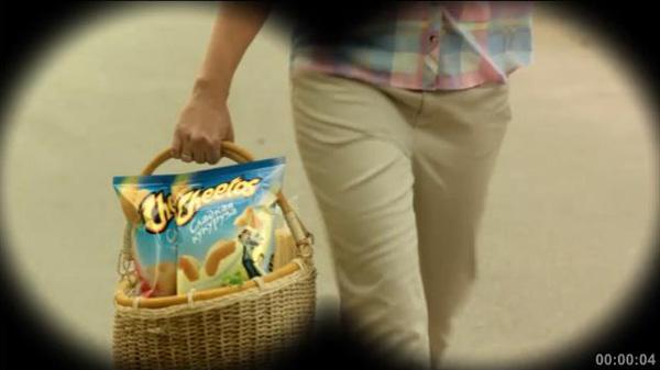 "Телереклама ""Охота"", бренд: Cheetos, агентство: BBDO Moscow"