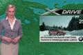 """Телереклама """"Прогноз погоды - утро""""  Агентство: Carat  Рекламодатель: BMW  Бренд: BMW"""