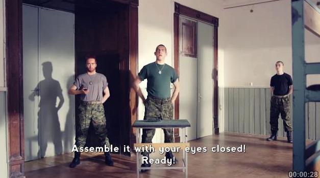 """Телереклама """"Soldiers"""", бренд: TELE2, агентство: Utopia"""