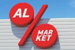 """Фирменный стиль """"Al Market""""  Агентство: Tomatdesign  Бренд: Al Market  VI Международный Фестиваль Маркетинга и Рекламы """"Белый Квадрат"""", 2014 1 место (Графический и коммуникационный дизайн (D4 фирменный стиль торговой марки))"""