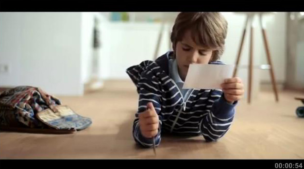 "Телереклама ""VitrA Realove"", рекламодатель:  VitrA Russia, агентство: CreativePeople"