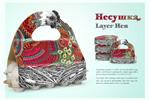 "Упаковка ""Несушка""  Агентство: Geometry Global Russia  Рекламодатель: Moscow Farmer"