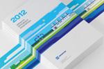 """Печатная реклама """"НОВАТЭК Годовой Отчет 2012""""  Агентство: Design Bureu Volga Volga  Рекламодатель: НОВАТЭК  Бренд: НОВАТЭК"""