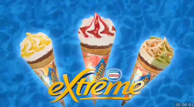 "Телереклама ""Все вкусы страсти"", бренд: Extreme"