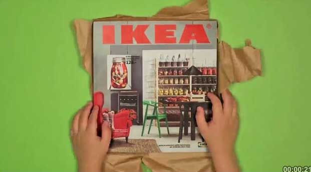 "Медиа-проект ""Творите что хотите - МУЗЕОН"", бренд: IKEA, агентство: ИНСТИНКТ"